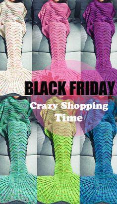 Black Friday-Crazy Shopping Time