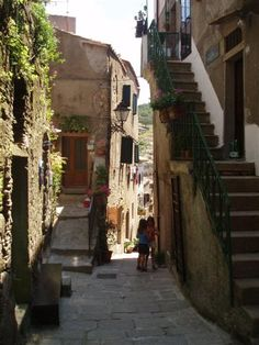 old italian houses - Google Search