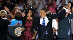 Discurso íntegro de Barack Obama tras ser reelegido (07.11.12).