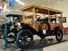 1912 Ford Model T Depot Hack (Taxi) - Valle, Arizona