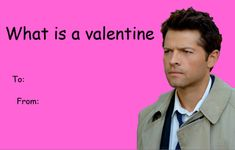 Why is this so funny?   < because Cas has his typical what-is-this-human-shit face