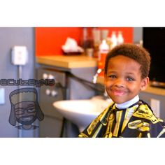 My Lil mans. ������ The Fade Cave Barbershop 53 w 68th pl, Merrillville IN 219-648-2122  #barber #barbershop #barberlife #barbergang #barbershopconnect #haircut #hairstyles #andis #oster #babylisspro #wahl #fashion #photography #photographer #merrillville #indiana #nwibarber #entrepreneur #fade #bitmoji #canon #hd #quality #work #drakepart #chicagobarber #chicagobarbers #professional #snapchat http://tipsrazzi.com/ipost/1512480174191572292/?code=BT9aLR4gnVE