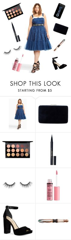 """Doctor who date night"" by chabliss-sanchez ❤ liked on Polyvore featuring Torrid, Kayu, MAC Cosmetics, Stila, tarte, Charlotte Russe and Jessica Simpson"