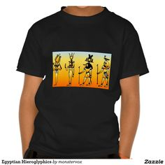 Egyptian Hieroglyphics Shirt   #Egyptian #Egypt #Hieroglyphics #Shirt #Tshirt #Tee