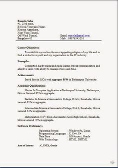 Example Of Excellent Resume Academic Curriculum Vitae Sample Free Download Excellent Cv Format .