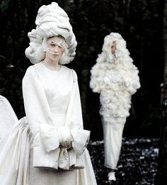 """ Tim Walker for Vogue US May 2012 """