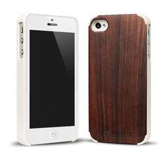 iPhone 5 Wood Case