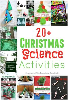 20+ Christmas Scienc