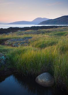 Arran Gloaming by Ally Mac on Flickr
