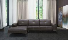 J&M Furniture | J&M Futon | Modern Furniture Wholesale | New York NY | New Jersey NJ :: New Arrivals :: Metro Premium Leather Sectional