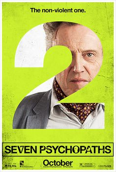 'Seven Psychopaths': Check out the new poster featuring Christopher Walken -- EXCLUSIVE