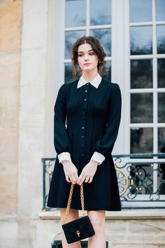 How to Style Your Wardrobe Like a Parisian Girl | The Everygirl