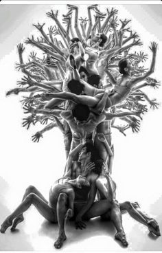 Surreal Tree of life Black and White Photography Image Zen, Fine Art, Tree Of Life, Black Art, Black And White Photography, Oeuvre D'art, Amazing Art, Awesome, Illustration