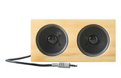 Speakr Box by Buka Projects for Buka Projects - Free Shipping