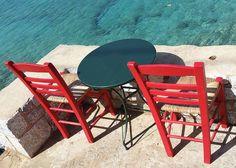 Πού θα βρεις τη δική σου ευτυχία; Outdoor Chairs, Outdoor Furniture Sets, Outdoor Decor, Home Decor, Decoration Home, Room Decor, Garden Chairs, Home Interior Design, Home Decoration