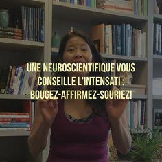 """Aujourd'hui, pour démarrer du bon pied, je vous invite à tester une technique fabuleuse que j'ai découverte en lisant l'ouvrage de la neuroscientifique Wendy Suzuki """"Bouge ton cerveau."""