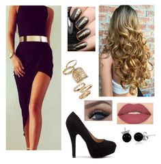 """""""Untitled #58"""" by amanda-nielsen on Polyvore featuring Smashbox, Topshop and Bling Jewelry"""