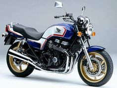 CB 750F2 Seven Fifty, 1992-1995