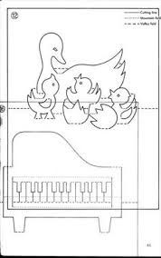 Afbeeldingsresultaat voor cahier kirigami 16