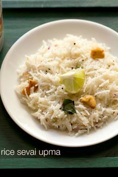 rice sevai upma - easy to prepare upma with rice vermicelli.