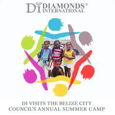 Diamonds International Charity Event.