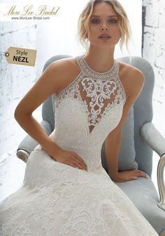Boho Wedding Dress With Sleeves, Sheer Wedding Dress, Luxury Wedding Dress, Best Wedding Dresses, Wedding Beauty, Bridal Dresses, Wedding Gowns, Elegant Wedding, Wedding Ceremony