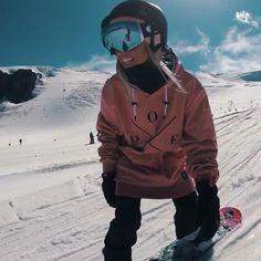 snowboard girl @walulife