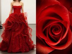 #Stunning combination of nature and fashion! #Amazing dress that fully reflects the views! #Awesome!