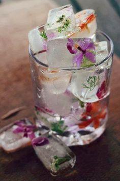 hielos para tragos de san valentin
