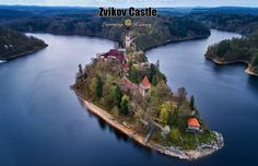Zvikov Castle: Medieval Fortification in Czech #history | via @learninghistory