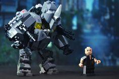 LEGO The Amazing Spider-Man 2 : Rhino w/ Aleksei Sytsevich