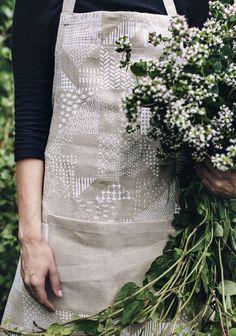Saana ja Olli apron, Finnish design