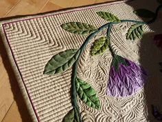 Sewing & Quilt Gallery: Progress on the Little Things