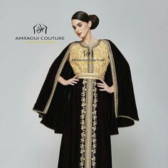 Parties Illustration Description The cape power… It's getting everywhere – Read More – Moroccan Caftan, Princess Style, Abayas, Kaftans, Fancy, Couture, Lifestyle, Mille, Shopping