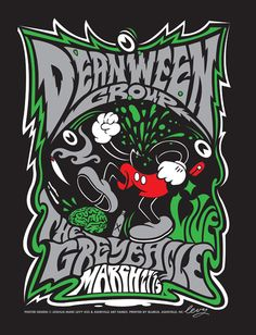 GigPosters.com - Dean Ween Group