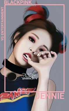 Jennie blackpink fanart
