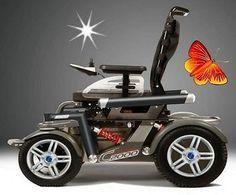 Otto Bock C 2000  6km/h Elektro-Rollstuhl E-Rollstuhl Aussenfahrer