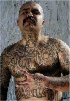 Chicano / Cholo tattoo