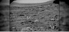Vaza Vídeo Da NASA, Obtido Pelo Rover Curiosity, Que Expõe Uma Forma De Vida Em Marte! (Vídeo) - Hipernovas