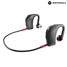 I found this amazing Motorola SF600 Wireless Sports Headphones at nomorerack.com for 46% off. Sign up now and receive 10 dollars off your first purchase
