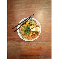 Laksa by Mrs Meow  by emeow33