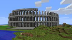 My World: Roman Colosseum, Biosphere, Giant Treehouse and more! - Screenshots - Show Your Creation - Minecraft Forum - Minecraft Forum