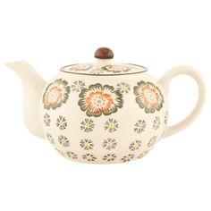 Hübsche kleine Teekanne im Vintage Design.