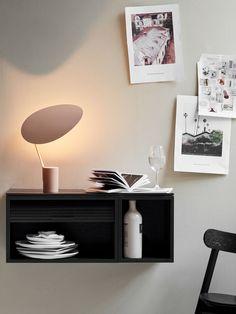 Ombre - vom finnischen Label Northern für viel indirektes Licht #tischlampe #lampen äwohnen Luz Led, Table Led, Light Table, Oslo, Berlin Design, Deco Luminaire, Lumiere Led, Bedroom Night Stands, Home Design