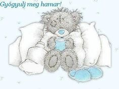 Tatty Teddy Images and Pictures - Page 5 Teddy Images, Teddy Photos, Teddy Pictures, Bear Pictures, Cute Images, Cute Pictures, Bing Images, Beautiful Pictures, Tatty Teddy