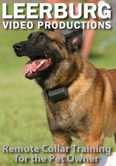 Remote Collar Training for the Pet Owner Cover Art