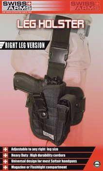 AirsoftDirect - Cybergun Leg Holster (Left or Right Leg), £16.99 (http://www.airsoftdirect.co.uk/cybergun-leg-holster-left-or-right-leg/)