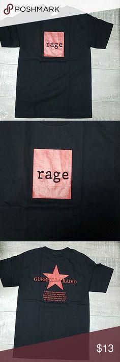 NWOT Rage Against The Machine Shirt Rock Size Small  Guerrilla Radio NWOT Shirts Tees - Short Sleeve