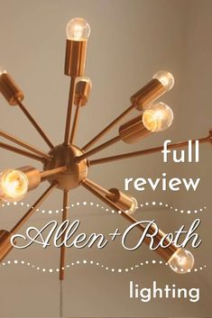 Are you looking for Allen and Roth Lighting? Check out our comprehensive guide covering all aspects of indoor and outdoor lighting with Allen Roth lights. Interior Lighting, Home Lighting, Chandelier Lighting, Outdoor Lighting, Lighting Design, Lighting Ideas, Allen Roth Lighting, Funky Living Rooms, Track Lighting Kits