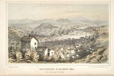 San Francisco, Nov. 1849